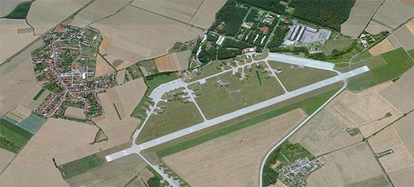 Letiště Přerov