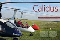 Calidus Autogyro
